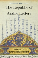 Book cover image of Arabic Letters