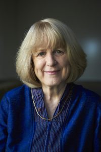 Headshot of Mary-Claire King